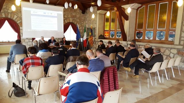 Il nuovo CDA del GAL Montagna Vicentina si presenta